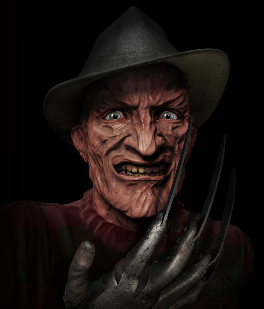 """Фредди Крюгер - маньяк-убийца из фильма """"Кошмар на улице Вязов"""". В каждом тупом пиндосе сидит Фредди Крюгер - и это нужно ясно понимать."""