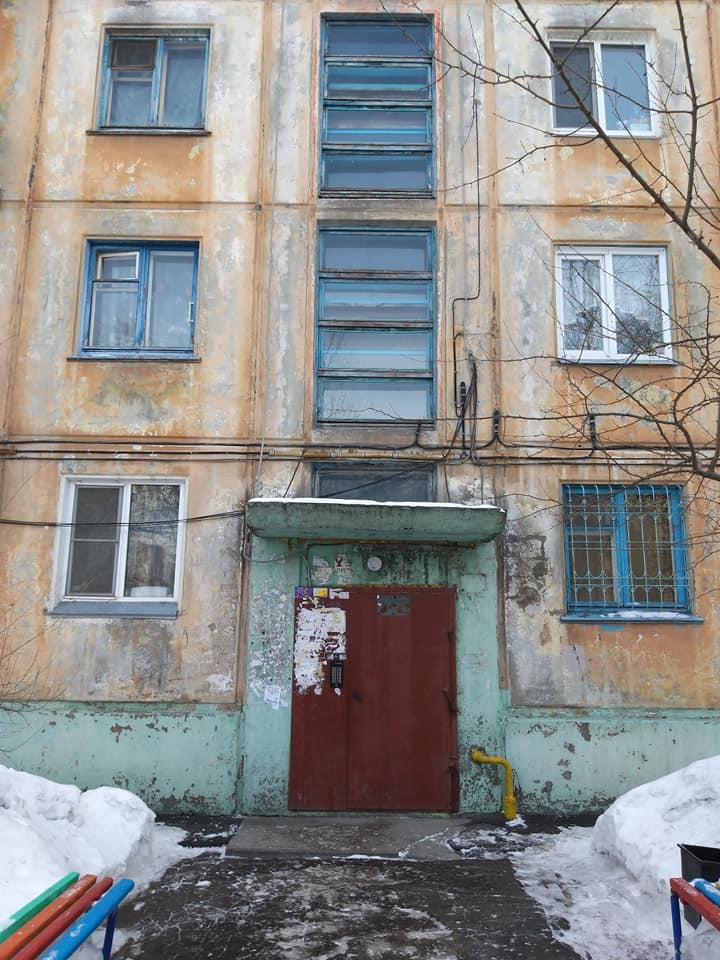 """Дом в Омске, улица Петра Осминина, 5, в котором жил Егор Летов. """"Это наша с тобой Советская Родина, детка!"""""""
