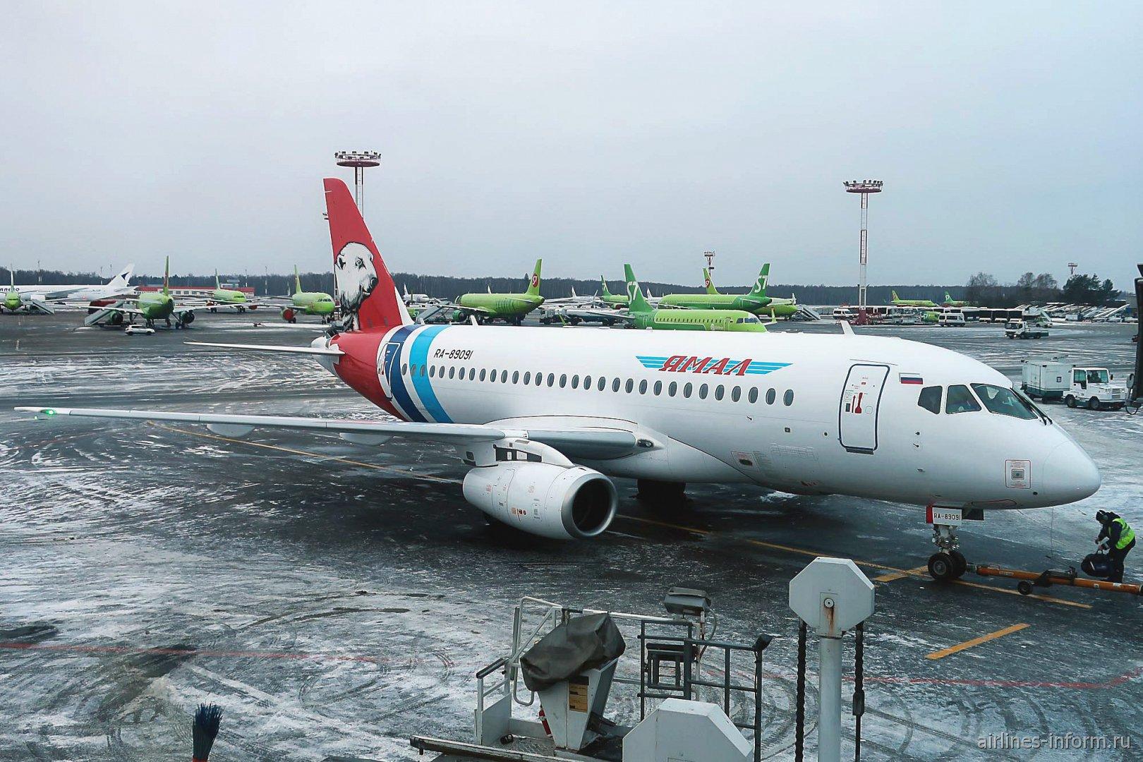 Стоит ли переживать за полеты на Superjet-100