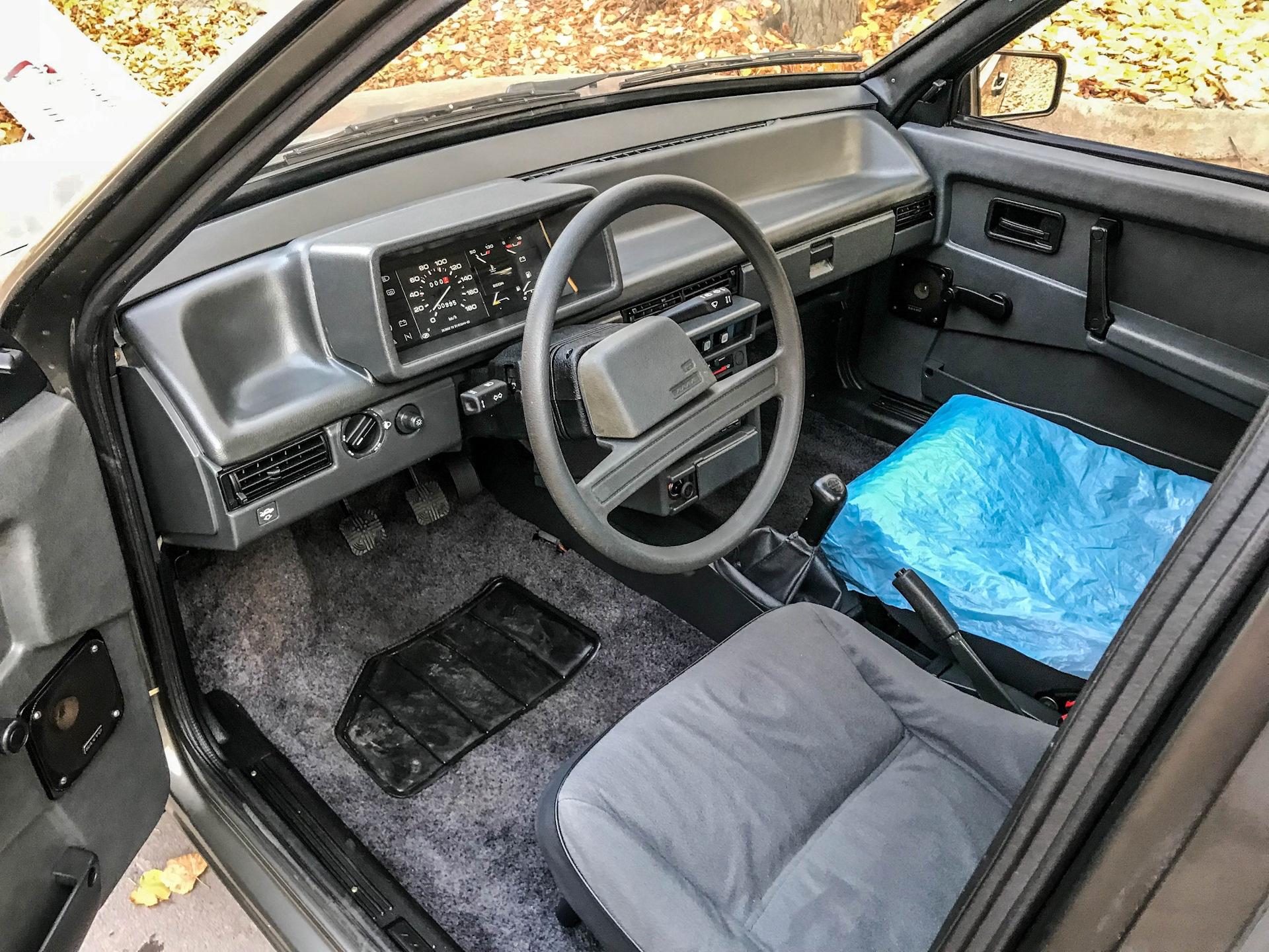 Практически новый ВАЗ-21099 1993 года