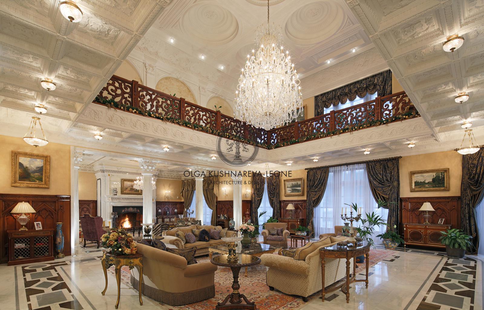 Кому принадлежит самый дорогой особняк в России