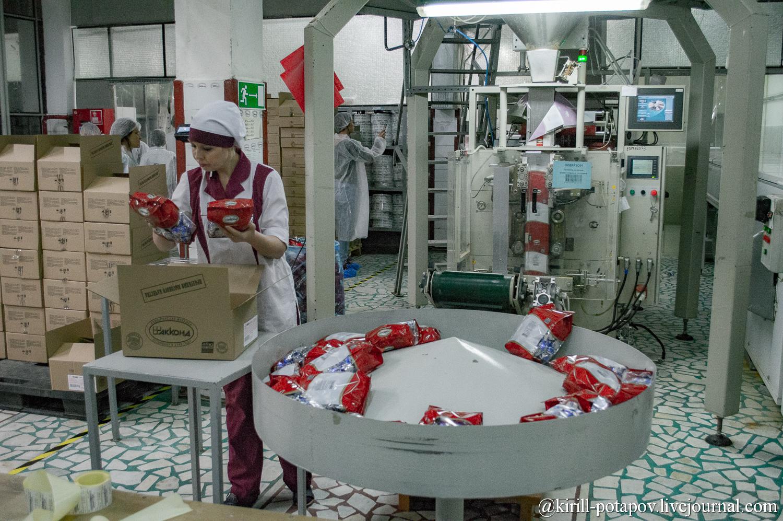 Как и из чего в России производят популярные конфеты
