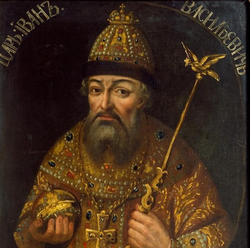 Нейросеть воссоздала лицо Ивана Грозного. Похож ли царь на себя?