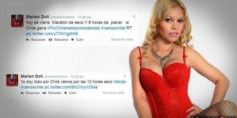 12 часовый секс марафон чилийской порнозвезды