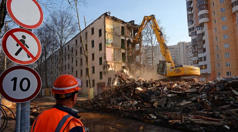 Ради чего Смольный разрушает исторические кварталы?