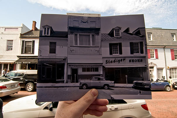 Main Street, Annapolis, MD. Блог Губина Кирилла
