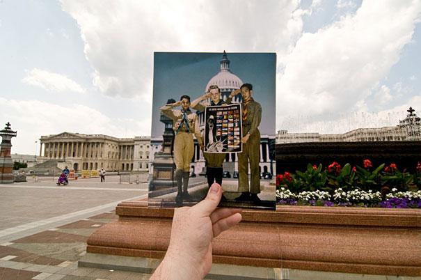 Boy Scouts, US Capitol, Washington, DC. Блог Губина Кирилла
