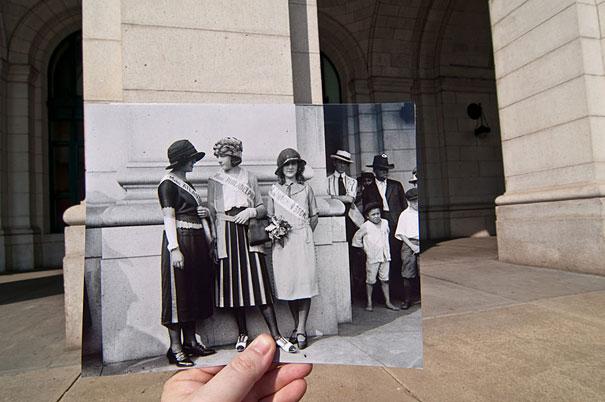Beauty Pageant Winners, Union Station, Washington, DC. Блог Губина Кирилла