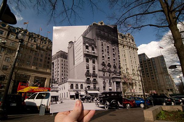 Willard Hotel, Pennsylvania Ave, Washington, DC. Блог Губина Кирилла