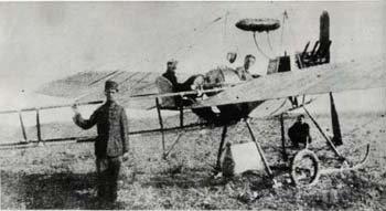 BALKANHARBINDEHARLANTAYYAREMIZ-1912 тур аэропланъ Харланъ