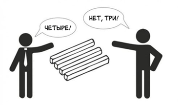 А сколько брусков видите вы? https://tabor.ru/feed/927019