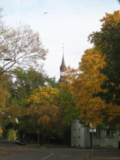 Kultainen syksy Narvassa