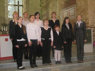 Skuoritsan lasten ja nuorten lauluryhma