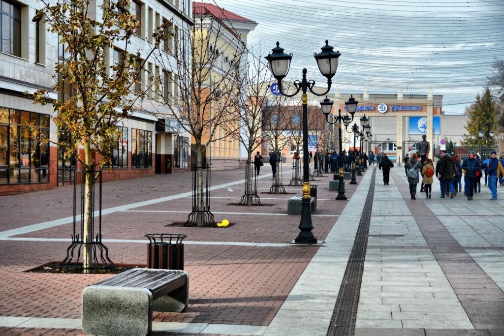 Брянск в ноябре фото