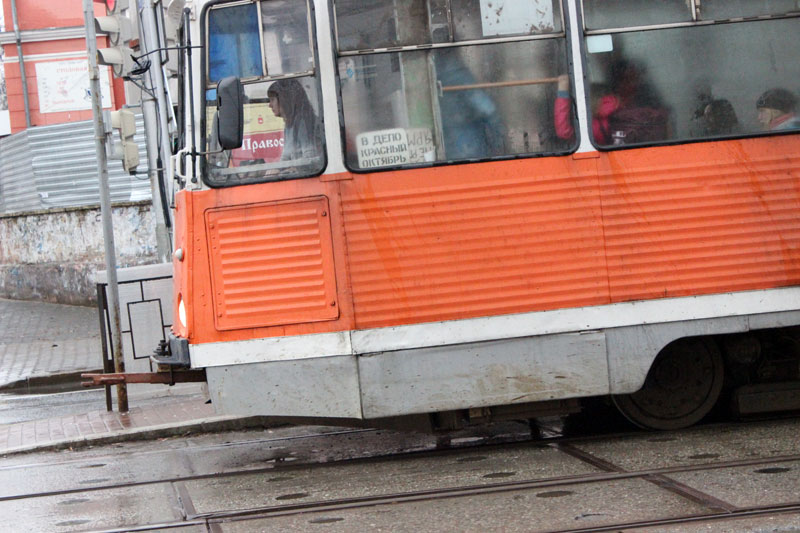 Общественный транспорт в Перми организован слишком удобно для пермяков, слишком дёшево пермяки платят за проезд, и доходы от него идут не в тот карман