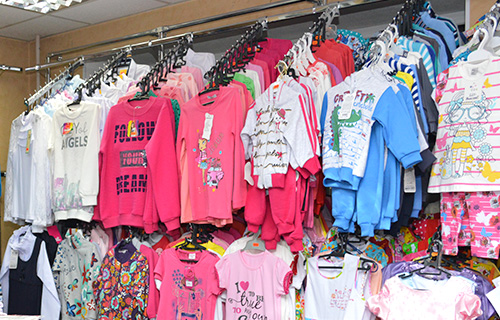 Где Купить Недорогую Одежду В Москве