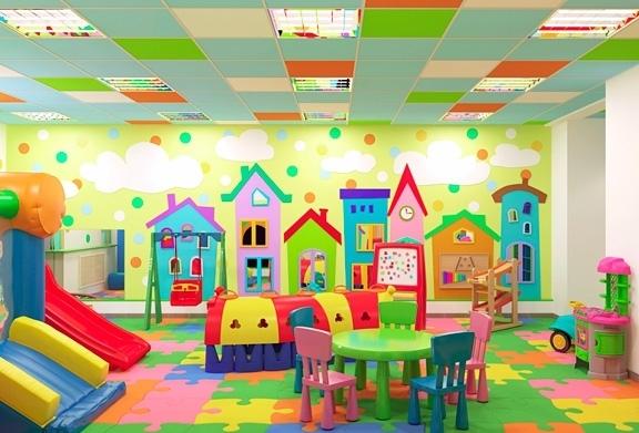оформление игровая комната в больнице неделю
