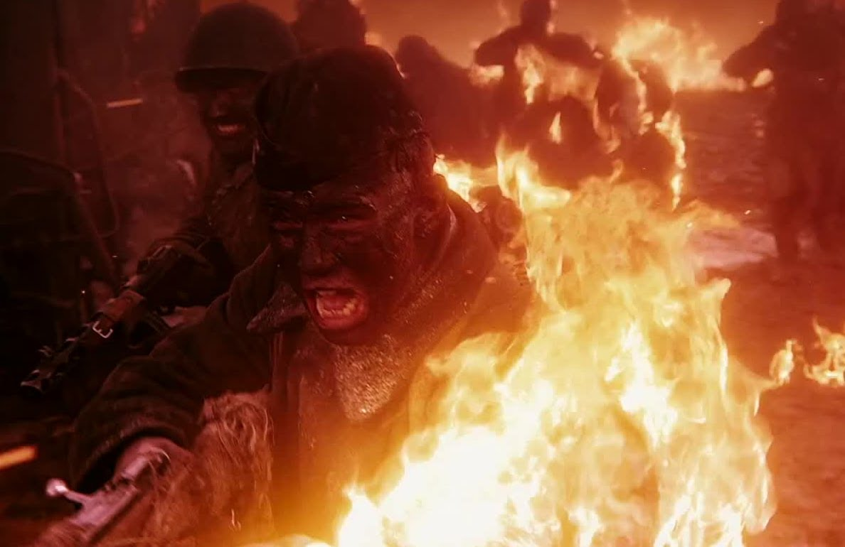 горящие