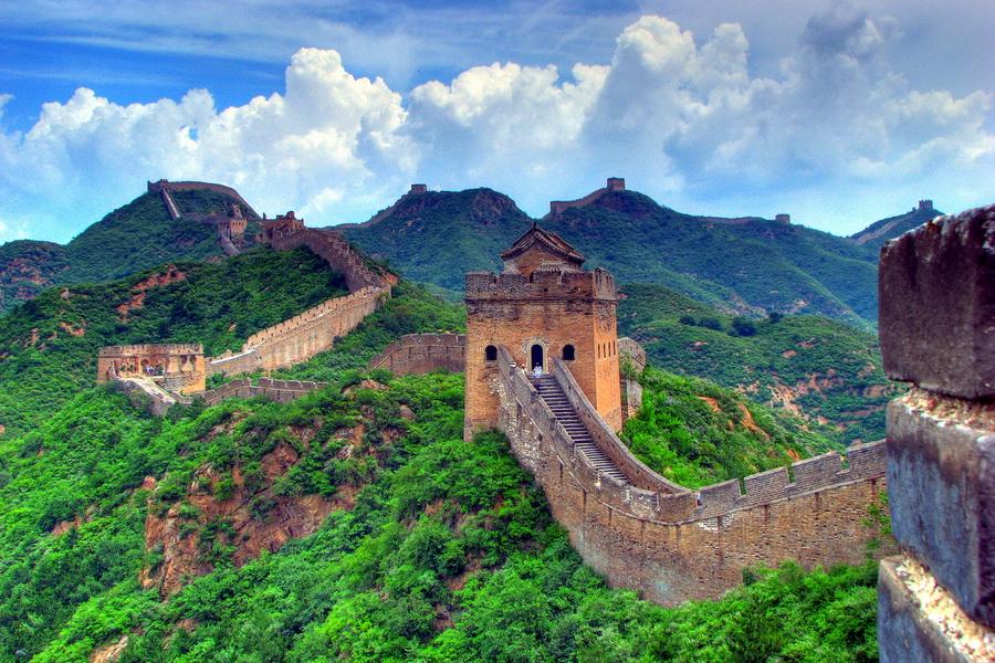 великая китайская стена_2