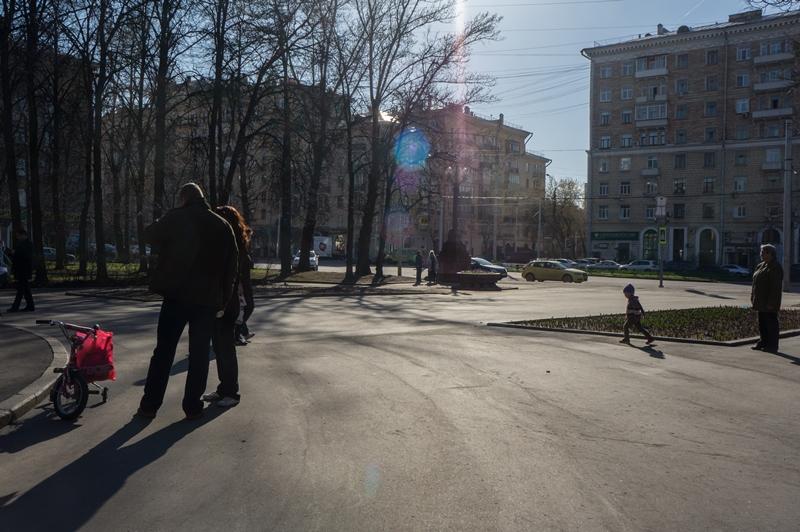 Сокол - Чапаевский парк 069