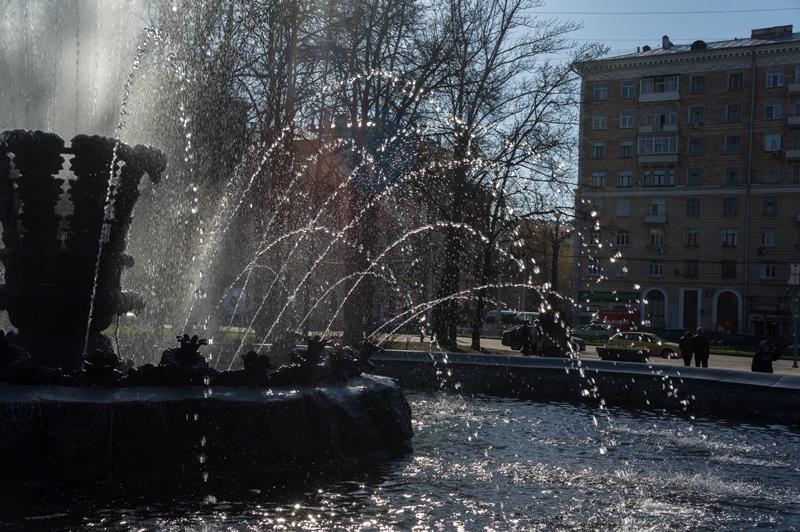 Сокол - Чапаевский парк 076
