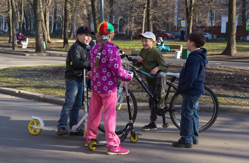 Сокол - Чапаевский парк 083