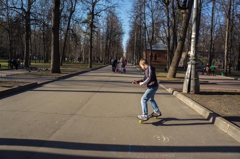 Сокол - Чапаевский парк 098