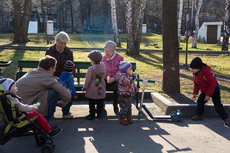 Сокол - Чапаевский парк 099