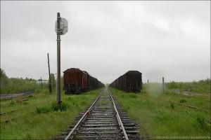 станция Лоухи-Передаточная