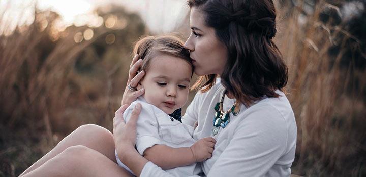 Молодая мама фото