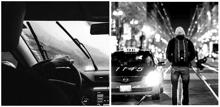 Таксист тоже психолог фото