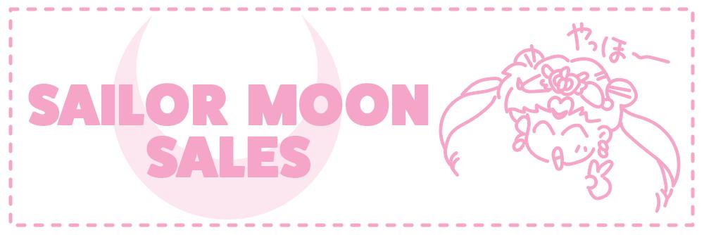 Sailor Moon Sales