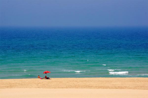 море, просто море