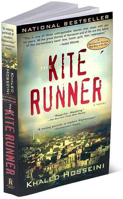 the concept of human freedom in the kite runner a novel by khaled hosseini