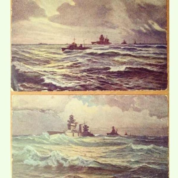Почтовые открытки 1952 года, сделать открытку для