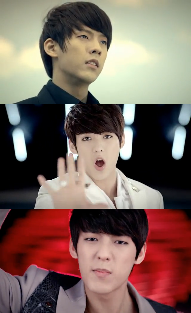btob irresistible lips mv
