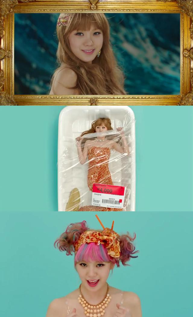 Who's Who: Orange Caramel - Catallena MV - Kpop 101: Who's Who