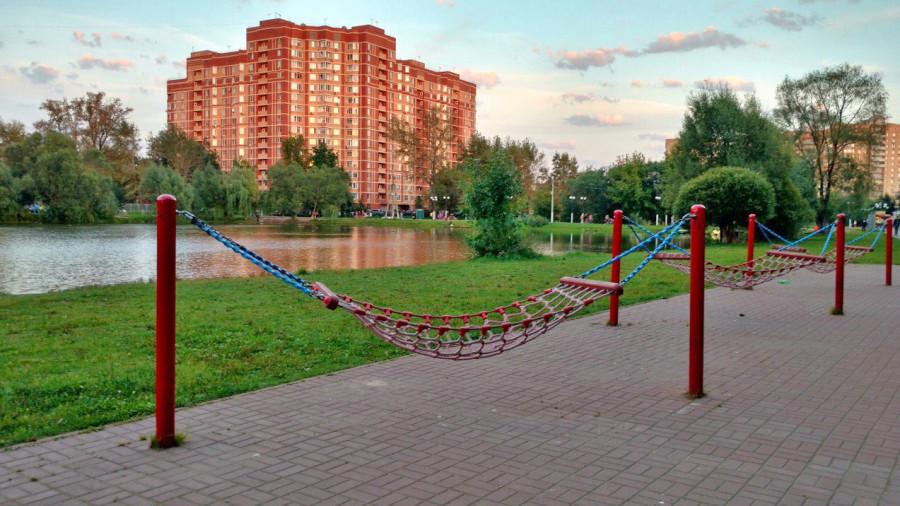 удивление наташинский парк в люберцах фото расположена перспективе снимка