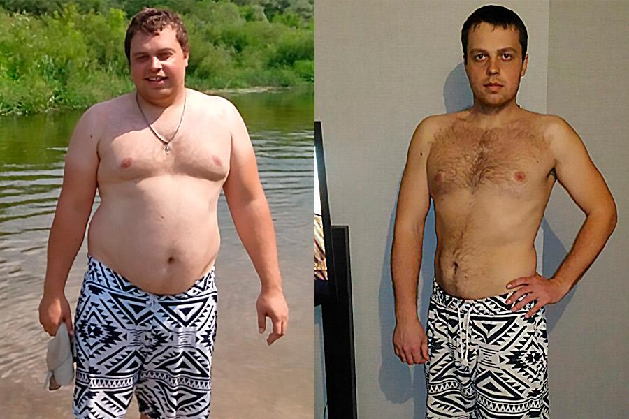 похудеть за три месяца на 30 кг