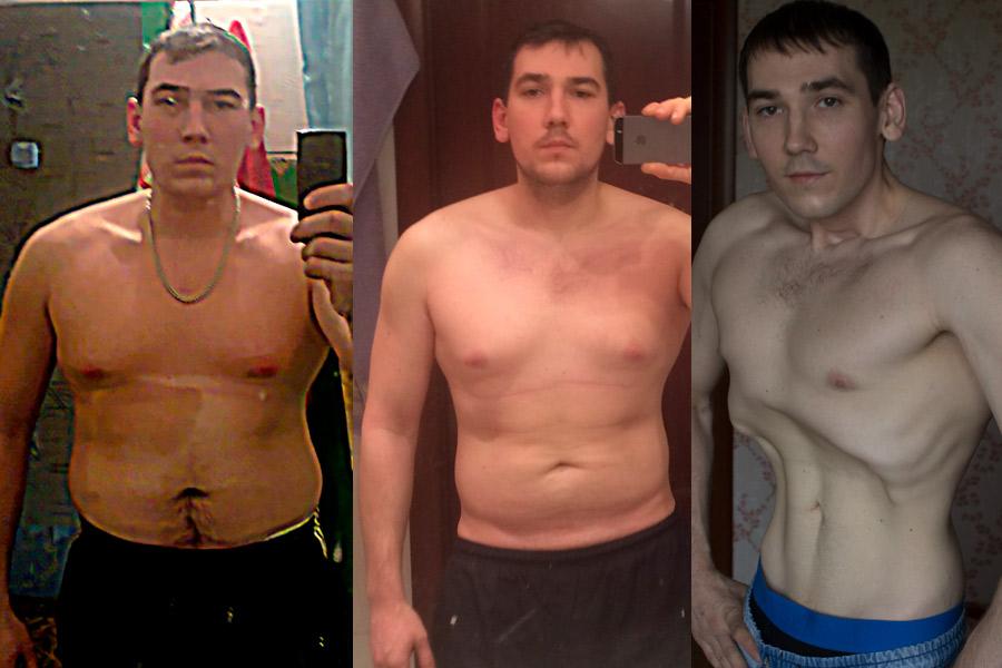 Похудение мужчины 120 кг