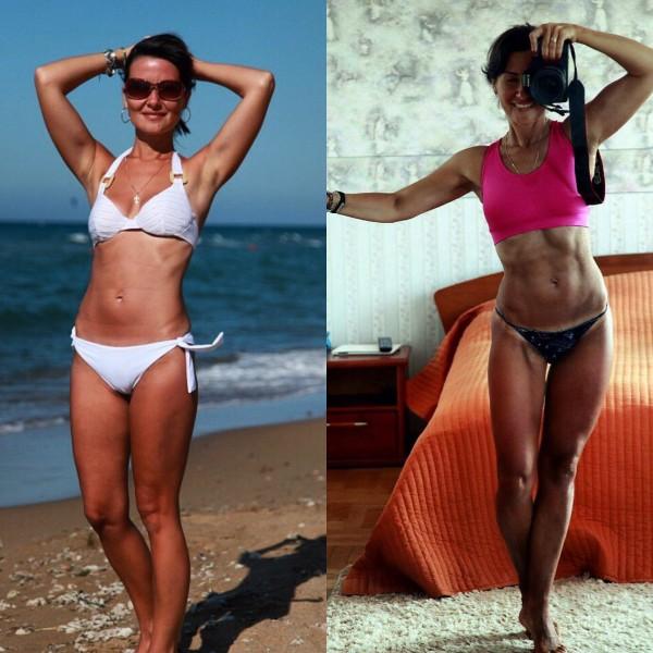 как быстро похудеть в икрах