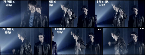 20120418 Shounen Club Premium - Lock On - KAT-TUN  - 1 because Junno's ass is totally fascinating... is n't it that you're thinking ueda, while looking