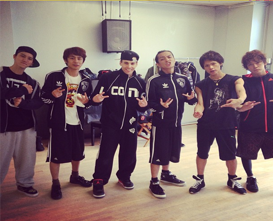 20130320 MSA Agency, NYC [Hiphopgeo@inatagram]