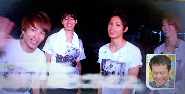 2013 KAT-TUN LIVE - End - KAT-TUN!2014.01.12 shuichi - 1