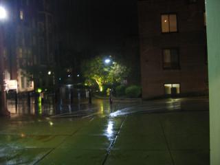 Rain rain rain.