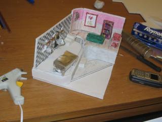 Set model, view 1