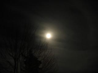 Nightime Clouds