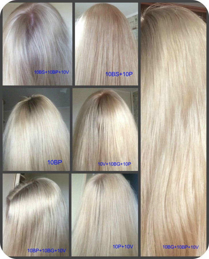 Цена на краску для волос голдвелл