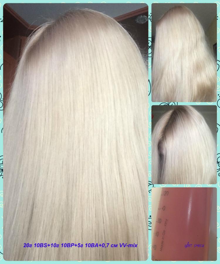 Отзывы тонирование волос в домашних условиях