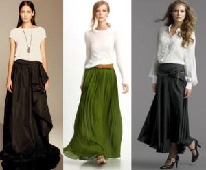 Женщинам с широкими плечами подойдут узкие юбки с высоким разрезом. Дизайнеры  предлагают их носить с прозрачными блузками, кожанными куртками и цветными  ... 8cef3e149df